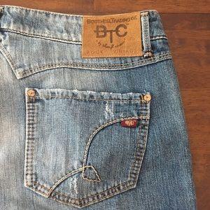 Womens BTC Jeans
